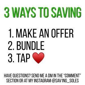 3 WAYS TO SAVINGS 💵